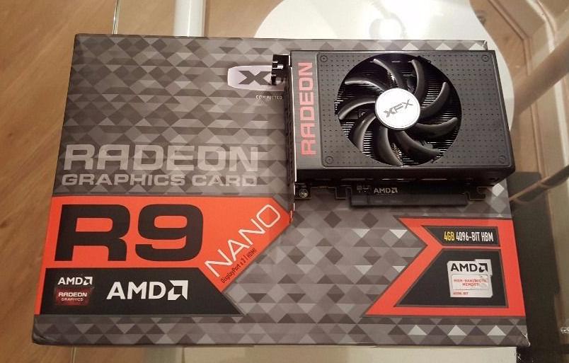 AMD R9 Nano Hashrate