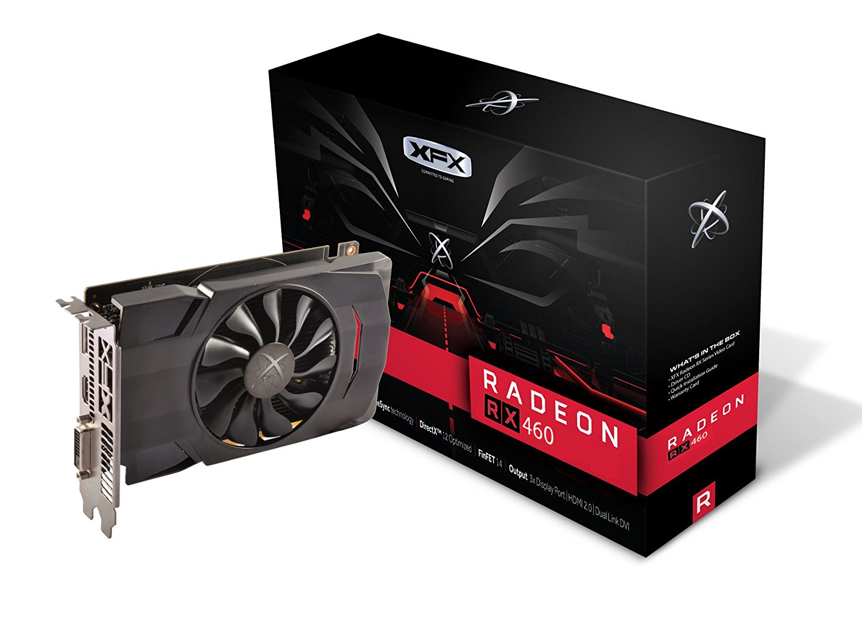 AMD Radeon RX 460 Hashrate