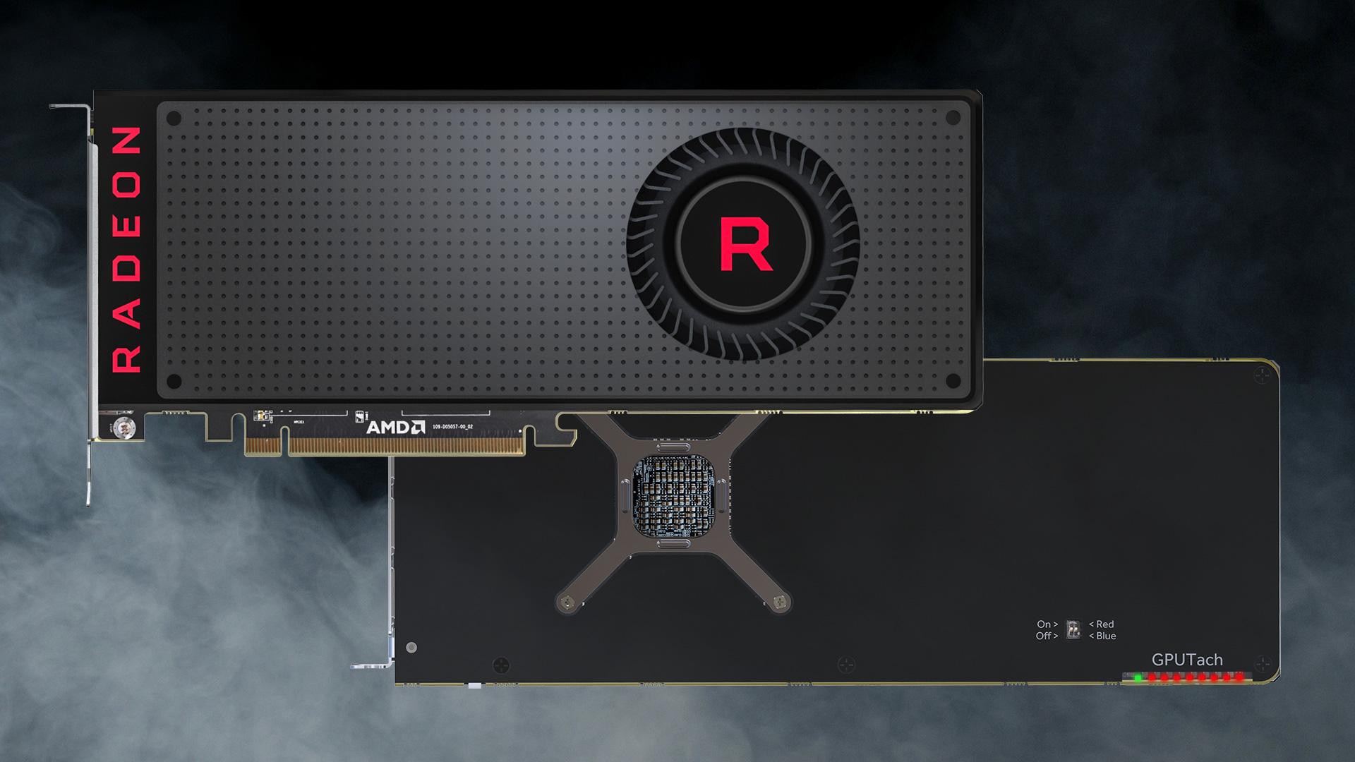 AMD Vega 56 Hashrate