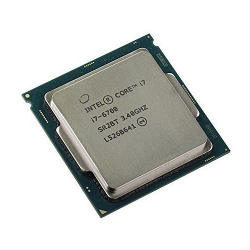 Intel Core i7-6700 Processor Hashrate