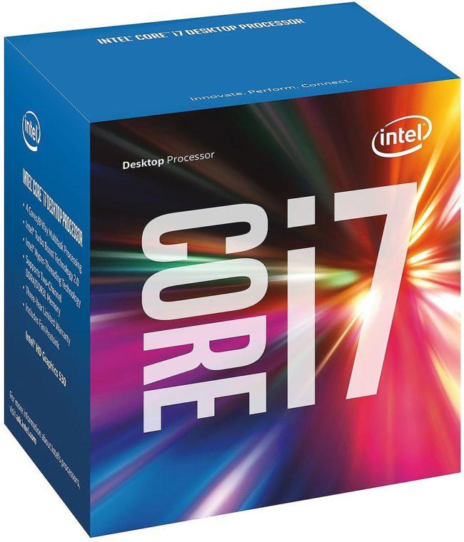 Intel i7-6700T Processor Hashrate