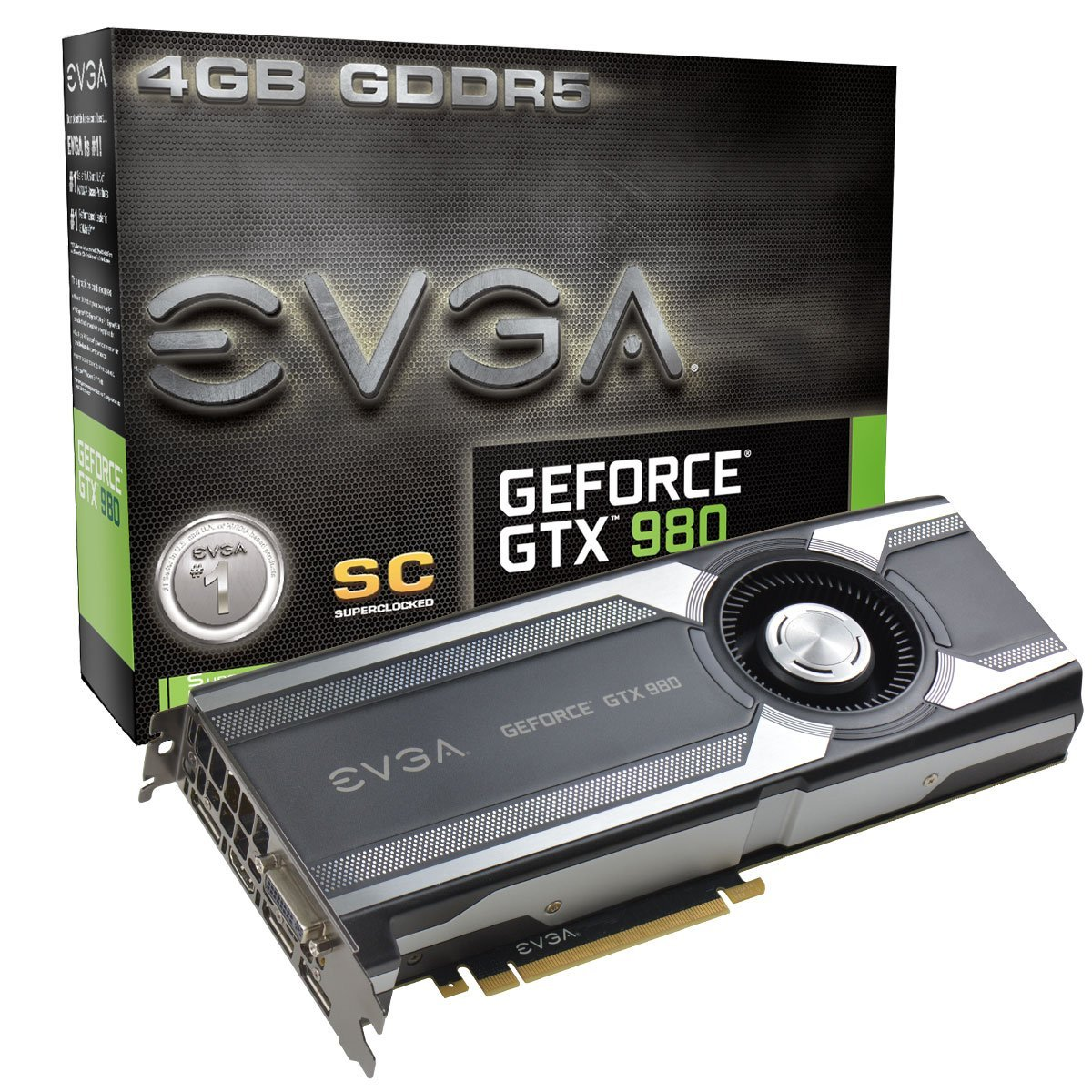 Nvidia GeForce GTX 980 Hashrate