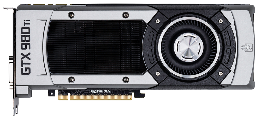 Nvidia GeForce GTX 980 TI Hashrate