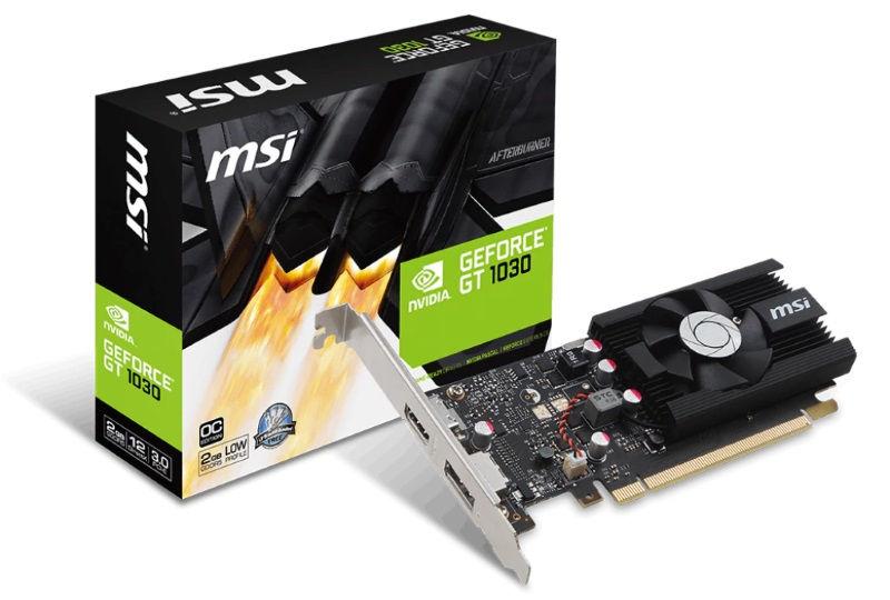 Nvidia Geforce GTX 1030 Hashrate