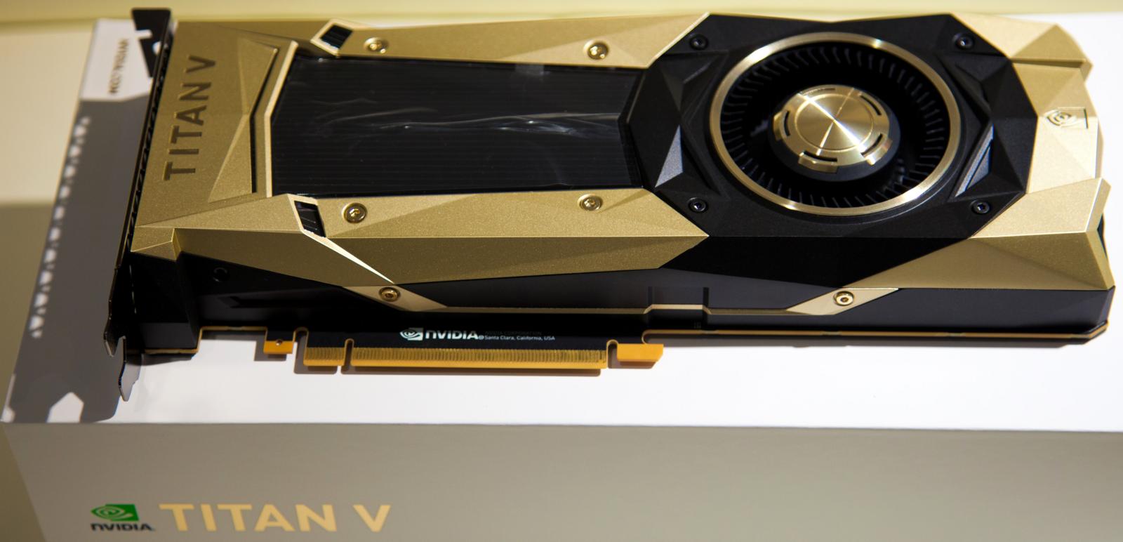 Nvidia Geforce GTX TITAN V Hashrate
