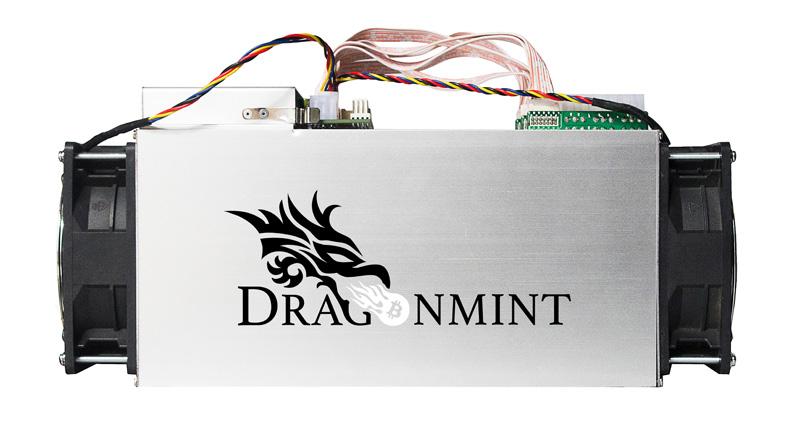 DragonMint 16T Miner Hashrate