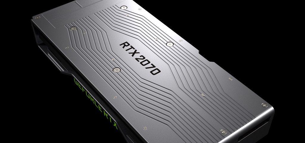 Nvidia Gefoce RTX 2070 Mining Hashrate